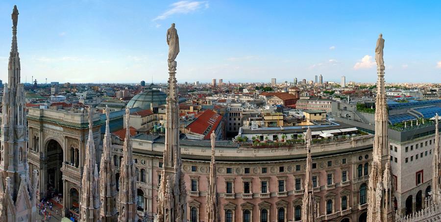 Traslochi Roma Milano