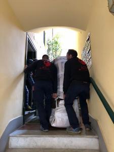 trasporto pianoforte Roma